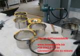 lavorazioni su misura in acciaio inox a Morbegno SO