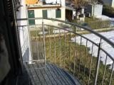 parapetto terrazza acciaio inox su misura a disegno