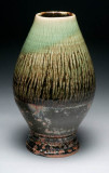 High fire ceramaic vase
