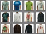 Apparel for Websites or Catalogue
