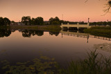 Late Evening at Holm Park  ~  August 29