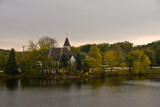 Gray Day on the Mill Pond  ~  October 6