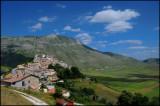 (Italy) Castelluccio