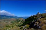 Panorama da Rocca Calascio