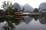 Scenery from  western China