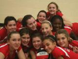Girls 14U Red