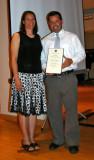 2009 OVAtion Awards - Kevin Hellyer
