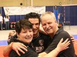 Karen, Michael and Barry Johnson