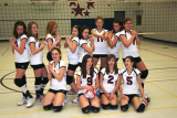 Girls 13U Black