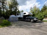 BRDNST, our truck camper