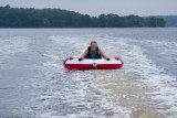 Tubing on Great Bay