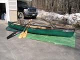Old Town Osprey 140 Canoe