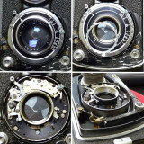 Yashica-A Working Parts