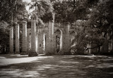 Sheldon Church Ruins 2