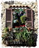 Ruelles, le Vieil Antibes