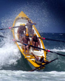 Australian Surfboat Racing. Beaches, Boats,Birds,Blokes and Bruises .