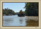 P.S. Emmylou steaming up river