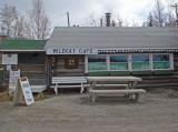 Famous eatery in Yellowknife