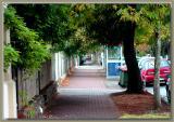 Suburban pathway