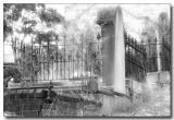 Derelict gravesite