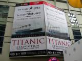 Titanic exposition