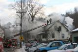 New Haven Rd. Fire (Seymour, CT) 12/23/05