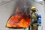 Copper Penny Ln. Fire (Shelton, CT) 3/19/06