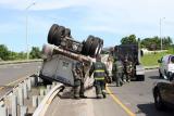 Trailer Rollover (Bridgeport, CT) 6/27/06