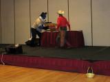 Cowboy Bob and SparkyBlueFox