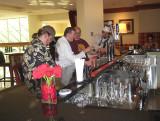 Kage at the Bar