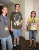 Reve, Loki and Jaslyn