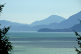 Blue Hills - Howe Sound, British Columbia