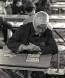 Norfolk County Fair Bingo Player