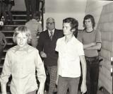 Tim O'Sullivan, Neil Mayo, and Alan Watts
