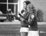SCS Cheerleaders (Diane Sloot & Pam Burt)