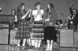 Grease Day 50's Dance - The Gals (Judy Graham? (l), Diane Magill (center.) and Joan McNern (r)