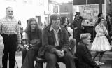 Simcoe Parade - Vicki Coates, Jim Budd,center,and Mike Marra