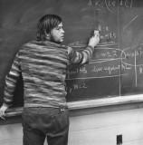 Dennis McArthur in Norm Dain's Math Class