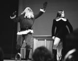 Santa and an Elf (Jenny Semerko)