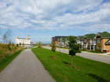 The Shipyards - trails to Collingwood Harbour