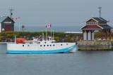 Krysty-Lyn II in Collingwood Harbour - Oct 3, 2012
