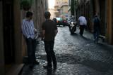 October 19  2008:  Just a Roman Street