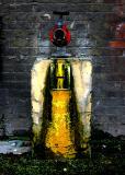 February 18 2006:  This Hydrant Overfloweth
