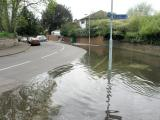 Path flooded.