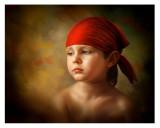 Boy in Red