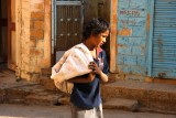Boy from Jaisalmer