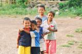 Smiling kids - Labuanbajo