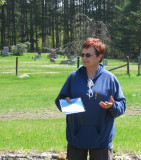 Grant Settlement in Larose Forest