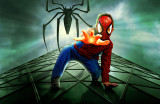 Spiderman - after