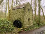 Gorse Mill (c) 1840,  Welsh Museum